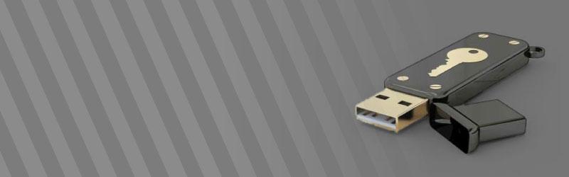 ¡No la conectes! Estafadores envían memorias USB infectadas a buzones particulares.